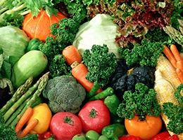 Пакетированные овощные