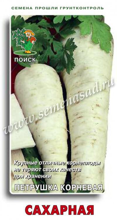 Петрушка Сахарная (ЦВ) 3гр.