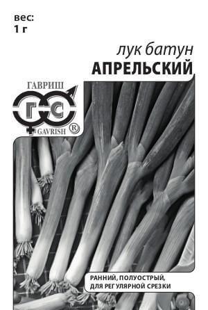 Лук батун Апрельский 1 г (б/п)